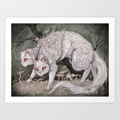 Albinism piece  by Caitlin Hackett $52.00