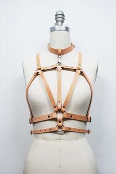 Image of Cruxus Harness - Tan
