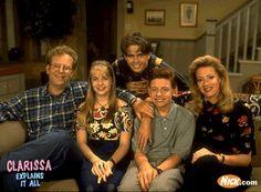Clarissa Explains It All. Amazing TV show.