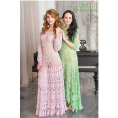 И снова два платьица вместе! Мне очень нравится это фото) Сиреневое платье из…