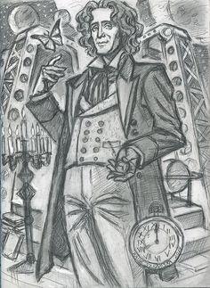 Eighth Doctor by Raine Szramski