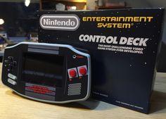 とんちき録: Gameboy Advance カスタムメイドモデル(海外ファミコンモデル・Ultimateモデル)...
