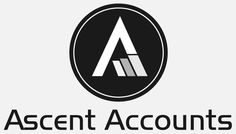 Ascent Accounts & Bookkeeping - Logo - Bookkeeper - Accounting - Accountant - Accountancy - Cloud - Xero - Sage - Quickbooks