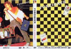 DVD - Foreigner Live In Germany 81 85 DVD