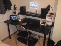 IKEA Hackers: My workspace