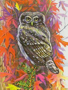 """""""Owl of Belarus"""""""
