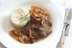 Czech Recipes, No Cook Meals, Tasty, Beef, Cooking, Meat, Kitchen, Brewing, Cuisine