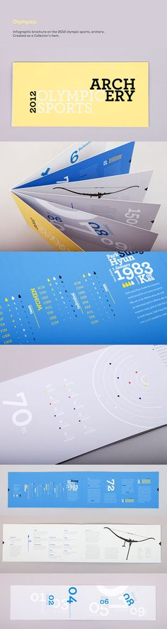 Olympic Archery 2012 on Behance
