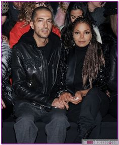 JANET JACKSON Surpise! The Singer Reveals She's Married!