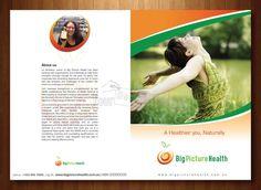 Big Picture Health Brochure Design