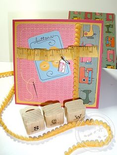 Cards, Stampin' Up!