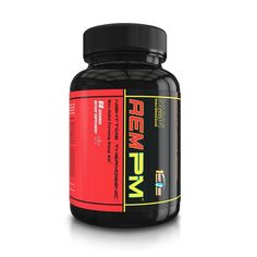 MAN Sports REM PM Sleep Aid, Night Time Thermogenic Fat Burner, Stimulant Free Weight Loss Supplement, 60 Capsules -- You can get more details by clicking on the image. (This is an Amazon Affiliate link and I receive a commission for the sales)