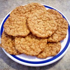 recipes forward aggression cookies an allergy friendly oatmeal cookie ...