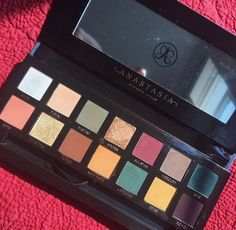 "Anastasia Beverly Hills ""Subculture"" eye shadow palette. The sister palette to Modern Renaissance."