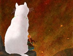 "Check out new work on my @Behance portfolio: ""the story of a Girl and a Big White Cat"" http://on.be.net/1GR4NfL"