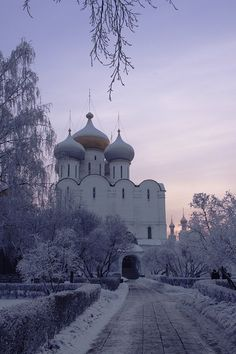 Novodevichy Convent. Russia. Moscow                                                                                                                                                                                 More