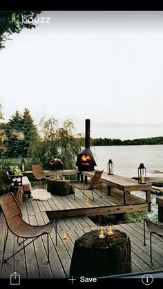 10 outdoor spaces that will make your neighbors jealous House Designs Exterior jealous neighbors Outdoor Spaces Outdoor Rooms, Outdoor Gardens, Outdoor Living, Lakeside Living, Lakeside Terrace, Outdoor Bedroom, Lakeside Cottage, Outdoor Decor, Pergola