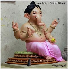 Jai Ganesh, Shree Ganesh, Ganesha Art, Ganesh Chaturthi Photos, Happy Ganesh Chaturthi Images, Shri Ganesh Images, Ganesha Pictures, Ganesh Wallpaper, Feather Wallpaper