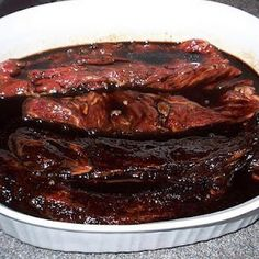 Brown Sugar Soy Steak Marinade: ⅓ cup vegetable oil ½ cup soy sauce  2 tablespoons dark brown sugar  ¼ cup Worcestershire sauce  4 medium garlic cloves, minced or pressed through garlic press (about 4 teaspoons)  2 tablespoons minced fresh chives 1½ teaspoons ground black pepper