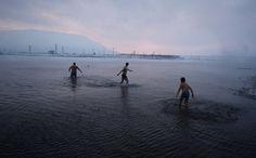Winter swimming