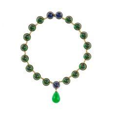 CAMILLE K Biltmore Necklace