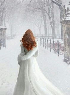 ideas for photography winter portrait snow queen
