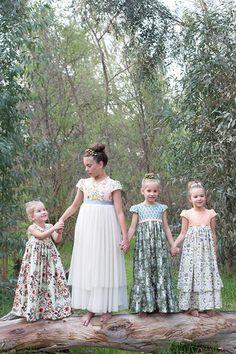Emily Dress - Violette Field Threads  - 1