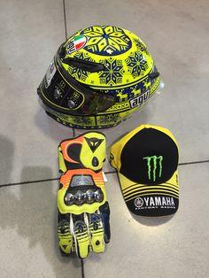 AGV Helmets Winter Test 2015 Valentino Rossi Limited Edition VR46 MotoGP @agvhelmets
