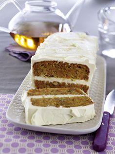 Unser beliebtes Rezept für Möhrenkuchen und mehr als 55.000 weitere kostenlose Rezepte auf LECKER.de.