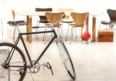 Danish-Made Arrow Seven 60 Bicycle Collection