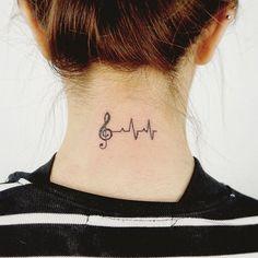 60 Tatuagens de notas musicais                                                                                                                                                                                 Mais