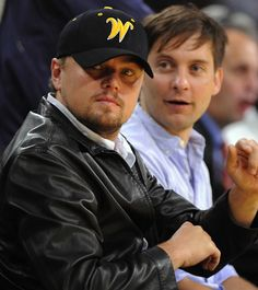 Because Leonardo DiCaprio wants you to. | 24 Reasons You Should Be Rooting For The Shockers #LeonardoDiCaprio #Wichita #Shockers