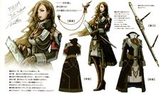 character concept sheet - Google Search