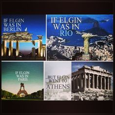 Bring back to Greece the Parthenon Marbles #Elgin