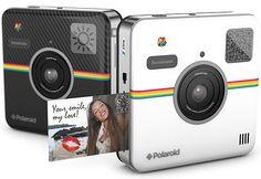 FIRST LOOK: Polaroid Socialmatic #photography #camera #selfie   Adorama Learning Center