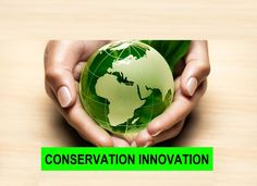 Innovation is one of the brightest paths to conservation.   #tech #clean #renewable #SMART