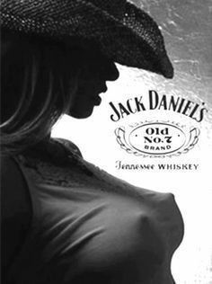 Jack Daniels Sexy Girl 4 T Shirt Beer Fridge Tool Box Locker Man Cave Magnet