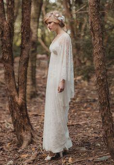 'Into The Woods'. Rue De Seine Shoot. © Jessica Sim.