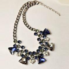 Triangle Shape Pendant Necklace
