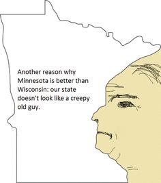Gotta love Minnesota!