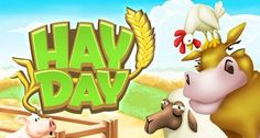 Follow hayday right now! Tells you all the latest news for the game hayday so hayday lovers have got to follow hayday!