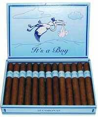 "Cigars for the......... ""Proud Daddy"""