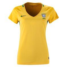 彡 ☆彡 ☆彡 ☆彡  Brazil 2016 Women's Home Jersey On Sale! Now Just $29.99!!