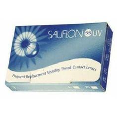 Lentile de contact lunare Sauflon UV 55 - 7 lentile / cutie - http://lensa.ro/lentile-de-contact/sauflon/uv-55-7-lentile