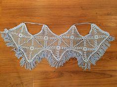 Chrochet, Crochet Granny, Textiles, Crochet Flowers, Women's Accessories, Bikini Tops, Sexy Women, Artsy, Crop Tops