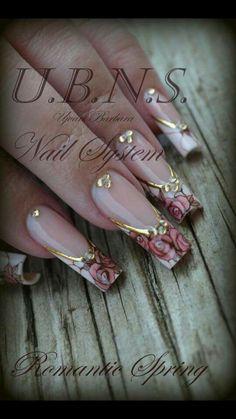 Crazy Nail Art, Crazy Nails, Fancy Nails, Cute Nails, Pretty Nails, Sexy Nails, 3d Nails, Acrylic Nail Designs, Nail Art Designs