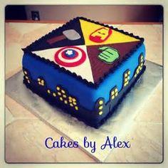 Avengers birthday cake | Cakes, etc...