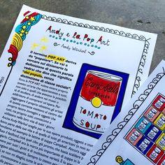 Come ogni mercoledì arriva una nuova puntata de La mia Storia dell'Arte! Questo bel progetto è pensato e scritto dalle super donne di Artkids e mi vede imbarcata in qualità di illustratrice e grafi…