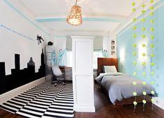 boy's bedroom design