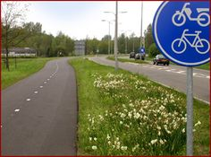 A decent amount of cycle paths is very important for the Dutchies since we cycle a lot, as it is explained in the other board.